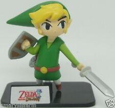 La legenda di ZELDA PHANTOM HOURGLASS Link GASHAPON FIGURE UK Venditore