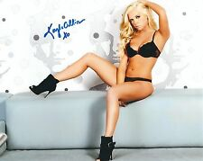 Kayla Collins Playboy Girls Next Store Signed Photo 8x10 54 centerfold Aug 08""