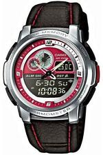 Watch Casio pro trek trekking leather strap adventure for CLIMBERS alpine rescue