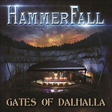 Gates of Dalhalla [Digipak] by HammerFall (CD, 2013, 3 Discs, Nuclear Blast...