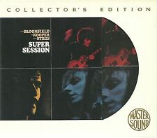 Bloomfield,Mike,Al Kooper,Steve Stills Super Session Mastersound SBM Gold CD