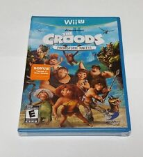 Croods: Prehistoric Party (Nintendo Wii U, 2013)