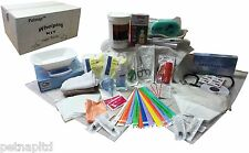 DEFINITIVE Whelping Kit dog welping box puppy ID bands + SCALES & HEAT PAD