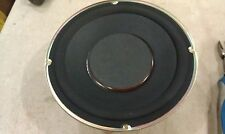 "9X76 SONY SPEAKER, 200MM, 3 OHM, 8"" X 3-3/4"", TESTS OK, VERY GOOD CONDITION"