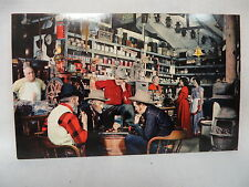 VINTAGE POSTCARD GENERAL STORE IN GHOST TOWN KNOTT'S BERRY FARM BUENA PARK CA