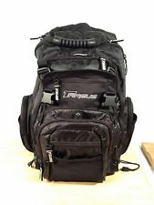 Targus Matrix 5.4 Metallic Black Laptop Backpack RG0322 02 Many Features Clean