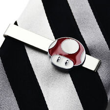 Video Game Character Tie Clip - Tie Bar - Business Gift - Handmade - Gift Box
