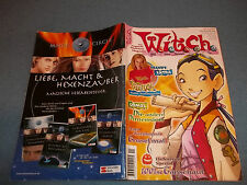 WITCH***COMIC***HEFT***NR.11/2001***MIT POSTER****