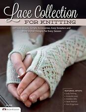 Lace Collection for Knitting: Intricate Shawls, Simple Accessories, Co-ExLibrary