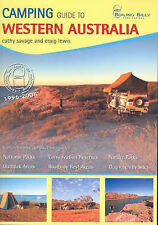 Camping Guide to Western Australia by Craig Lewis, Cathy Savage, pb, gf8