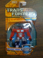 Transformers RTS Reveal Shield Optimus Prime Legends Class NEW FREE SHIP US