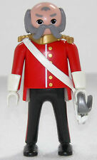 ROYAL GUARD GENERAL OFFICER Playmobil to Super 4 Brite Soldiers 4577 Garde 624
