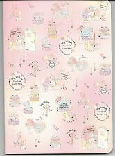 Sanrio My Melody Notebook Lined Journal