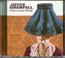 JOYCE GRENFELL IT WAS A FUNNY OLD LIFE CD - WELCOME, MRS MENDLICOTE & MORE