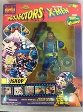 "1995 Toy Biz X-Men Bishop Animated 8"" Projectors! NIB!"