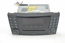 2005 MERCEDES BENZ E W211 RADIO CD STEREO PLAYER A2118209889