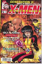 X-MEN DELUXE N° 72 ( X-MEN REVOLUTION N° 5)