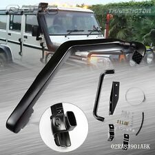 Ram Head Air Intake Snorkel System Kit For 06-11 Jeep Wrangler JK 3.8L V6 Black