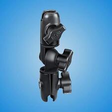 "RAM Mount Double Socket Swivel Arm for 1"" Balls"