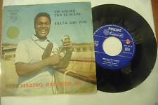 """MARINO BARRETO JR""""UN'ANIMA TRA LE MANI-disco 45 giri PHILIPS 1963"""""""
