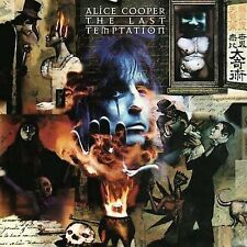 The Last Temptation [Limited] by Alice Cooper (Cassette, Jun-1994, Epic (USA))