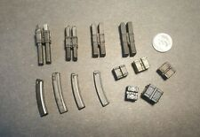 "1:6 MP5 Machine Gun Ammo Magazine Clip Lot 12"" GI Joe Dragon BBI Hot DAM Toys"