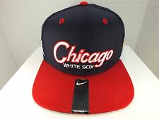 Chicago White Sox MLB Retro Vintage Snapback Hat Cap NEW By NEW With Tags