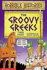 The Groovy Greeks by Terry Deary (1997, Paperback)