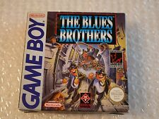RARE ! THE BLUES BROTHERS - FAH -  Game boy GAMEBOY