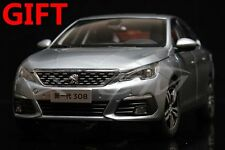 Car Model Peugeot All New 308 1:18 (Grey) + SMALL GIFT!!!!!!!!!!!