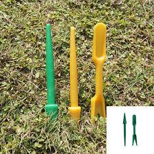 Stylish Planters Transplant seedlings device Hole puncher gardening tools 1 set