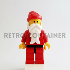 LEGO Minifigures - 1x hol007 - Santa Claus - Babbo Natale Christmas Omino