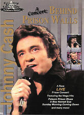 Johnny Cash - A Concert Behind Prison Walls (DVD, 2003)