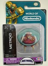 "World of Nintendo: METROID - 2.5"" Limited Edition Figure - NEW Samus Enemy"