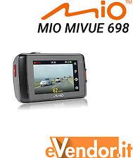 Mio MiVue 698 DOUBLE DashCam Drive Enregistreur Personnel pour Mode d'emploi