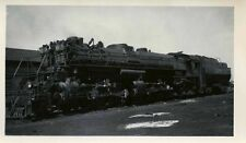 6K600B RP 1940s SEABOARD AIR LINE RAILROAD ENGINE #2508