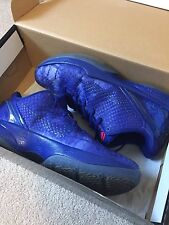 Nike Zoom Kobe 6 VI All Star East LA Blue Size 11.5 HTM FTB WTK Grinch Prelude