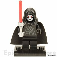 Custom Sith Lord Darth Nihilus Star Wars Minifig fits with Lego xh207 UK Seller