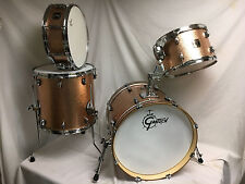 Gretsch Catalina Club Jazz Champagne Sparkle Drum Set 4 Pc Kit