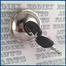High Quality Stainless Steel Locking Fuel Gas / Tank Filler Cap