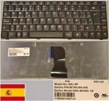 Clavier Qwerty Espagnol LENOVO G460 V2 G460A G465 G465A NSK-B30SN 9Z.N5JSN.00S