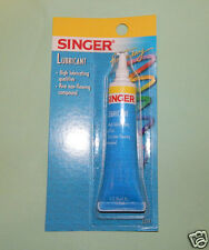 SINGER SEWING MACHINE GREASE FOR MOTOR AND LUBRICANTING . 1/2OZ # S2129