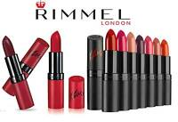 RIMMEL LASTING FINISH BY KATE LIPSTICKS BRAND NEW **CHOOSE SHADE**