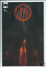 Godkiller #1 1st Print Ben Templesmith Cover NM- (9.2) Black Mask Comics RARE