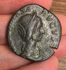 Romano. GIULIA MESA (nonna di Eliogabalo e Severus Alexander) Sestertius