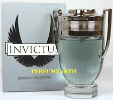 Invictus By Paco Rabanne 3.3/3.4oz. Edt Spray For Men New In Box