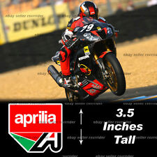 aprilia old logo decal sticker