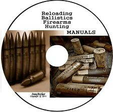 100 Reloading 1000 Firearm Manuals HODGON MEC ADI ALLIANT ACCURATE VIHTAVOURI,CD