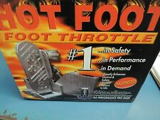 TH MARINE Hot Foot pedal HF-1-DP universal model Yamaha Mercury Evinrude Suzuki
