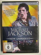 "MICHAEL JACKSON ""MICHAEL JACKSON STORY - NEW UNMASKED"" - DVD"